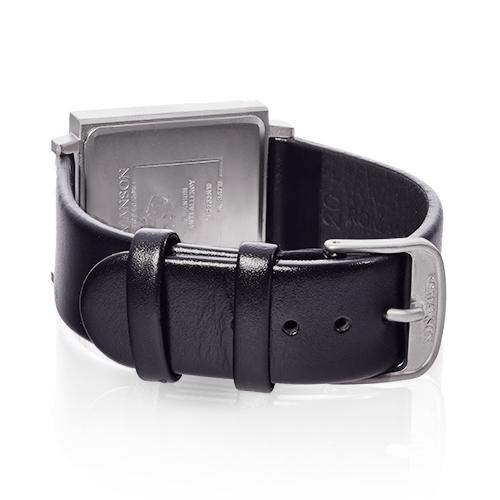 Часы наручные Romanson DL 2133S MW(BK)