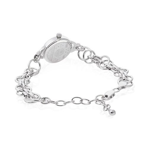 Серебряные часы Ника 0390.2.9.13D
