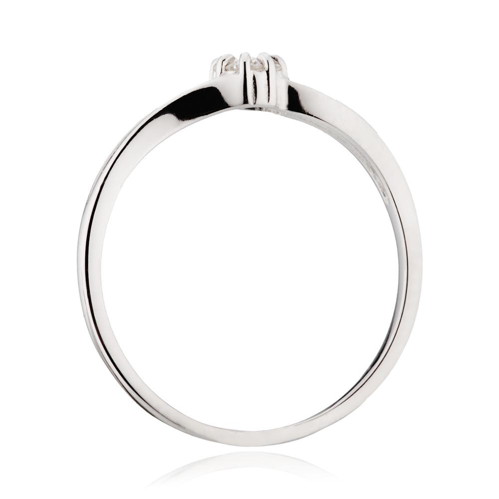 Кольцо с бриллантами